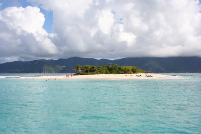 Sandy Spit off of Jost Van Dyke Island