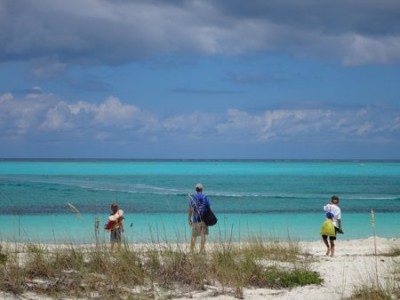A TCI National Park, part of Grace Bay