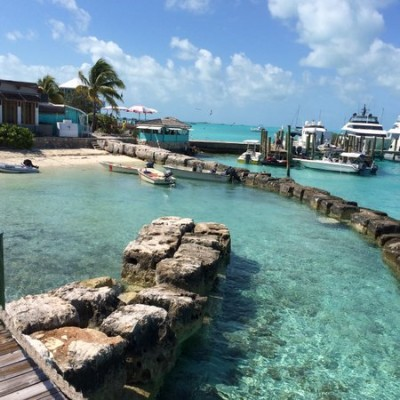 Staniel Cay Yacht Club, the Exumas